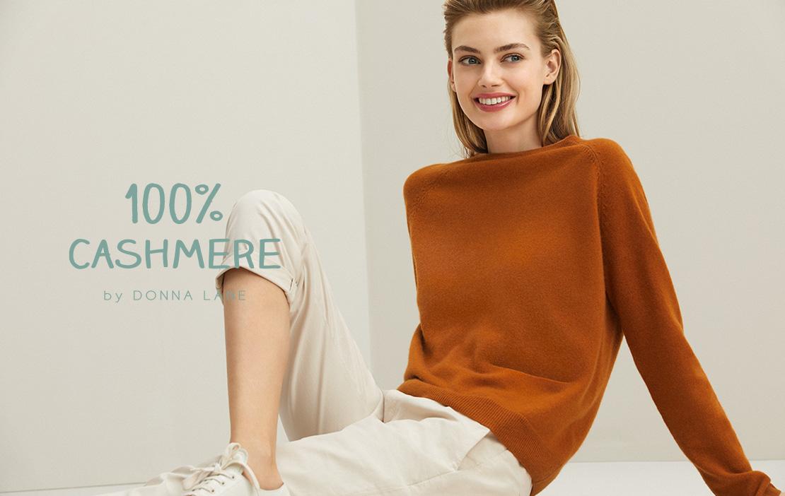 100% Cashmere by DONNA LANE Frühjahr/Sommer 2020