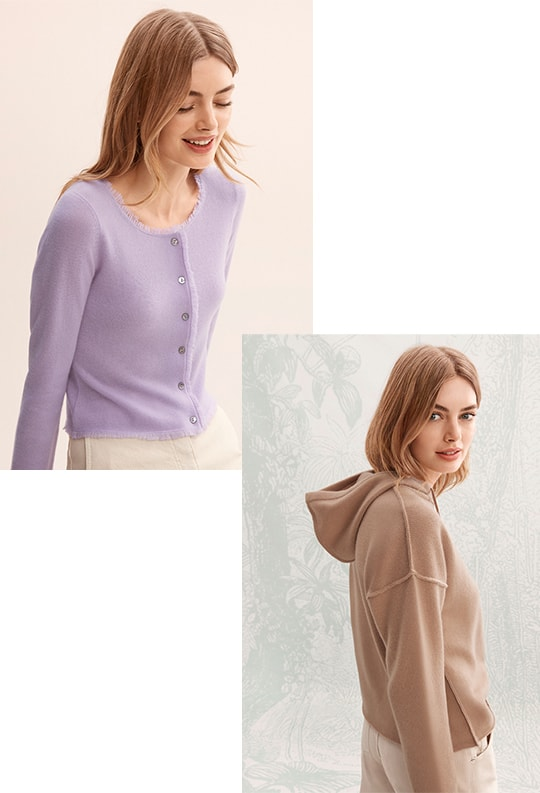 100% Cashmere by DONNA LANE
