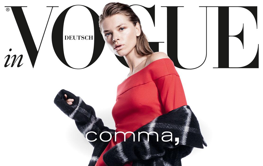 Comma x Vogue The modern cool Herbst/Winter 2019 bei KONEN