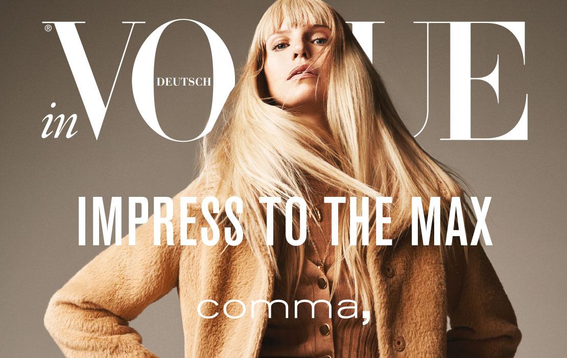 Comma x Vogue