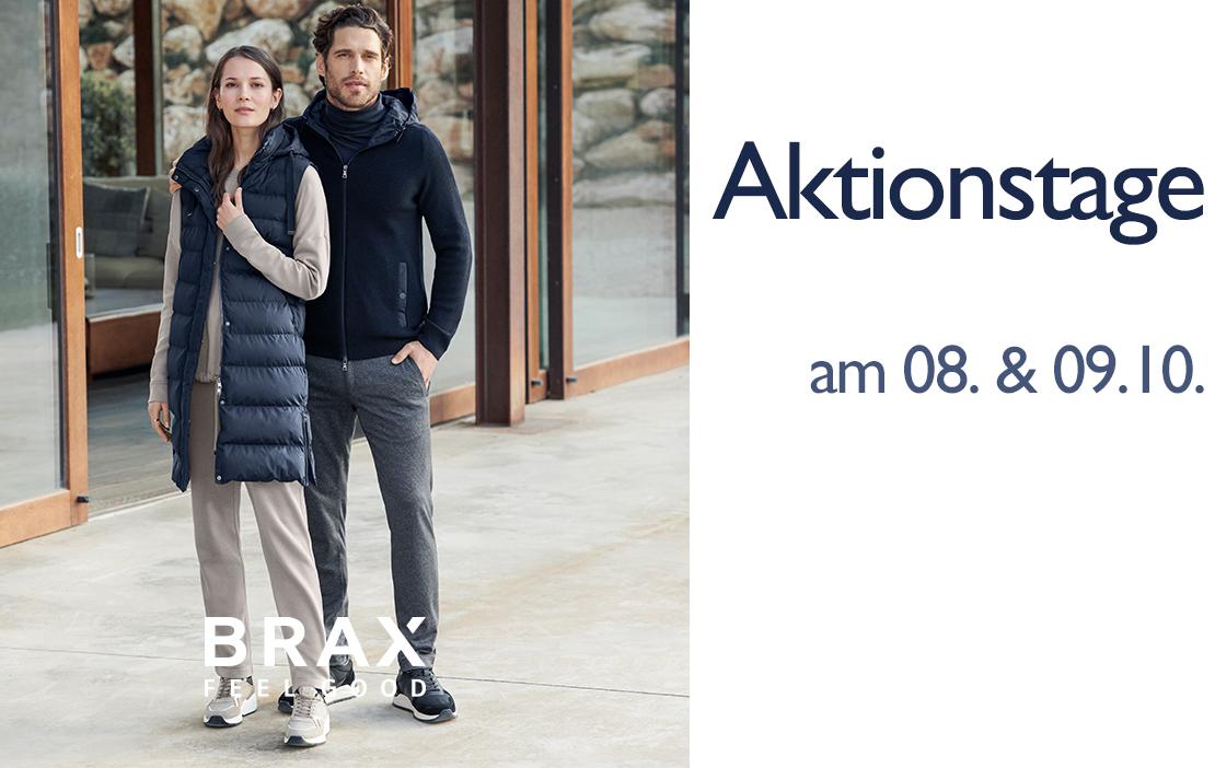 BRAX Aktion