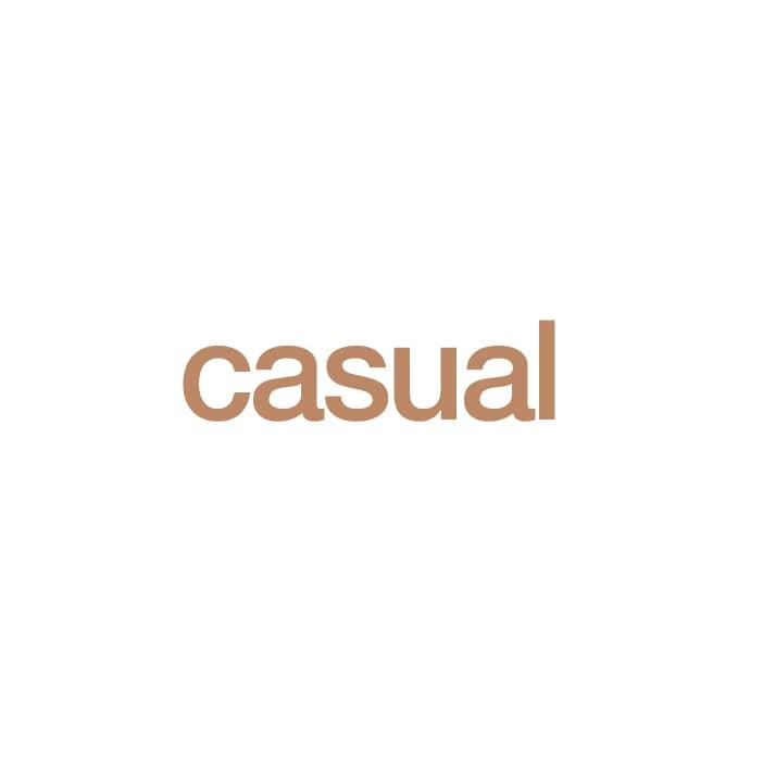 Rollkragen Casual Style