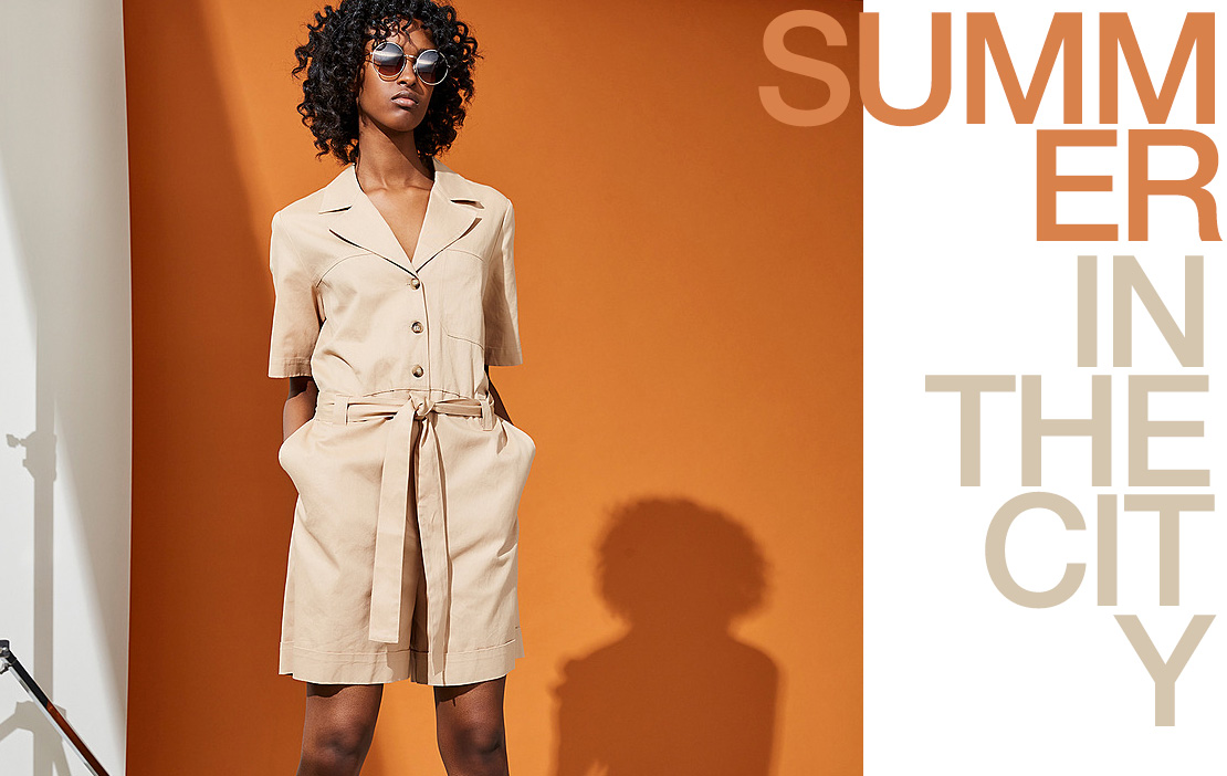 Summer in the City Sommerlooks 2020