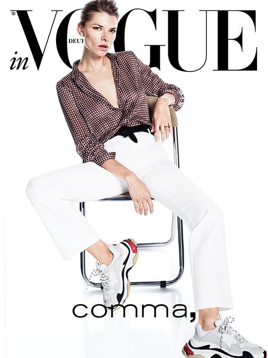 Comma, x Vogue - Kollektion