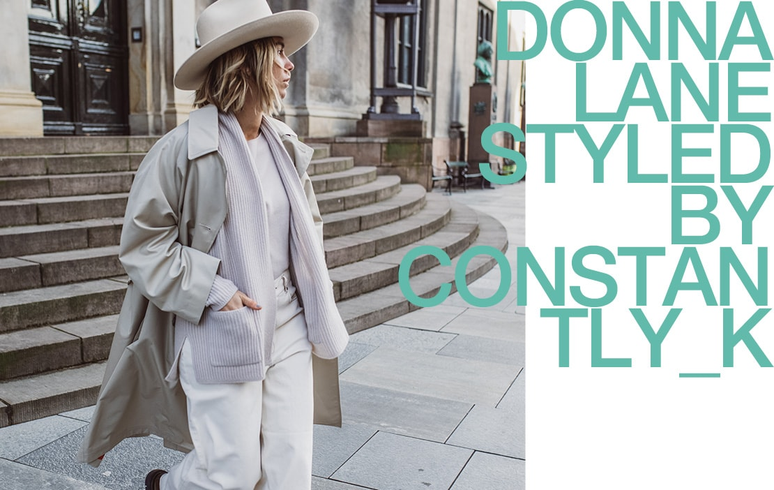 DONNA LANE styled by Constantly_K