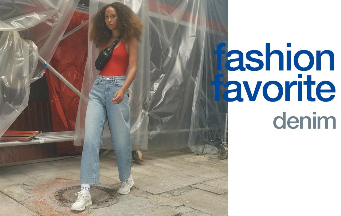 Fashion Favorit Denim für Damen