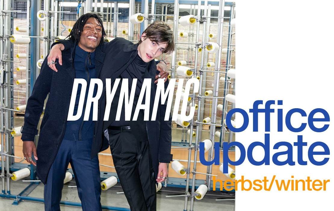 DRYNAMIC Capsule Collection DRYKORN