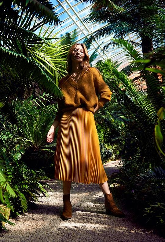 KONEN Editorial Secret Garden Herbst/Winter 2019