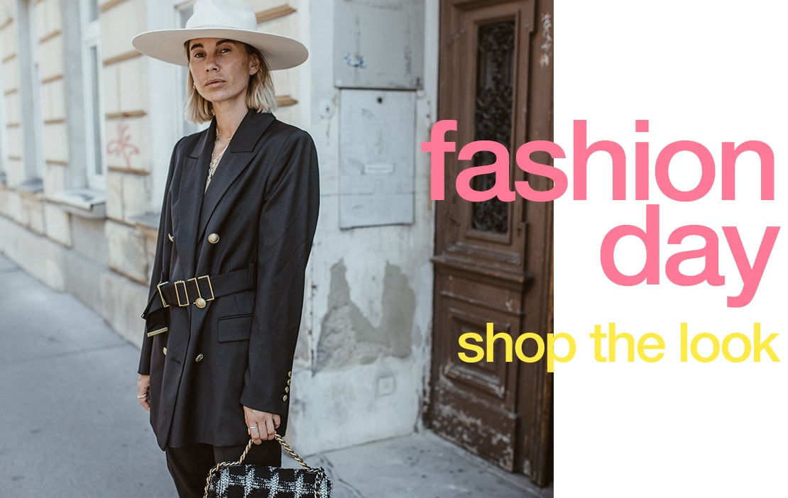 Fashion Day Shop the Look