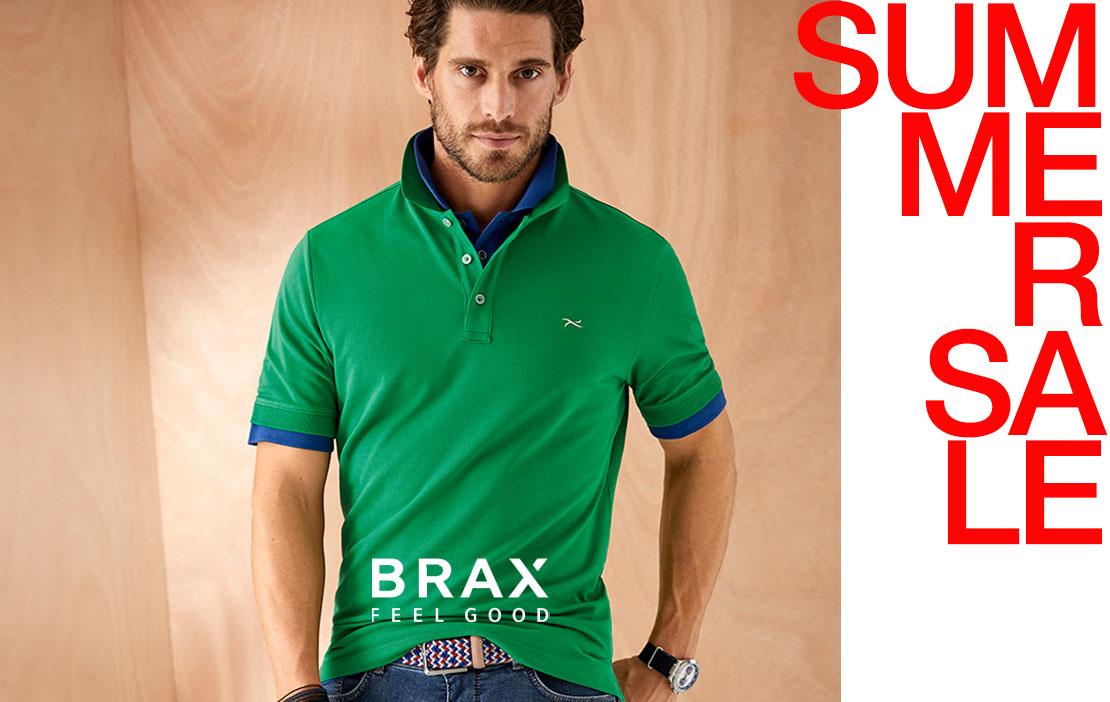 Brax Summer Sale bei KONEN für Herren
