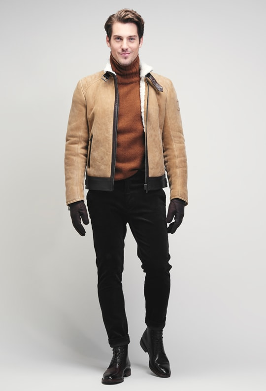 Menswear D3 Trends Herbst/Winter