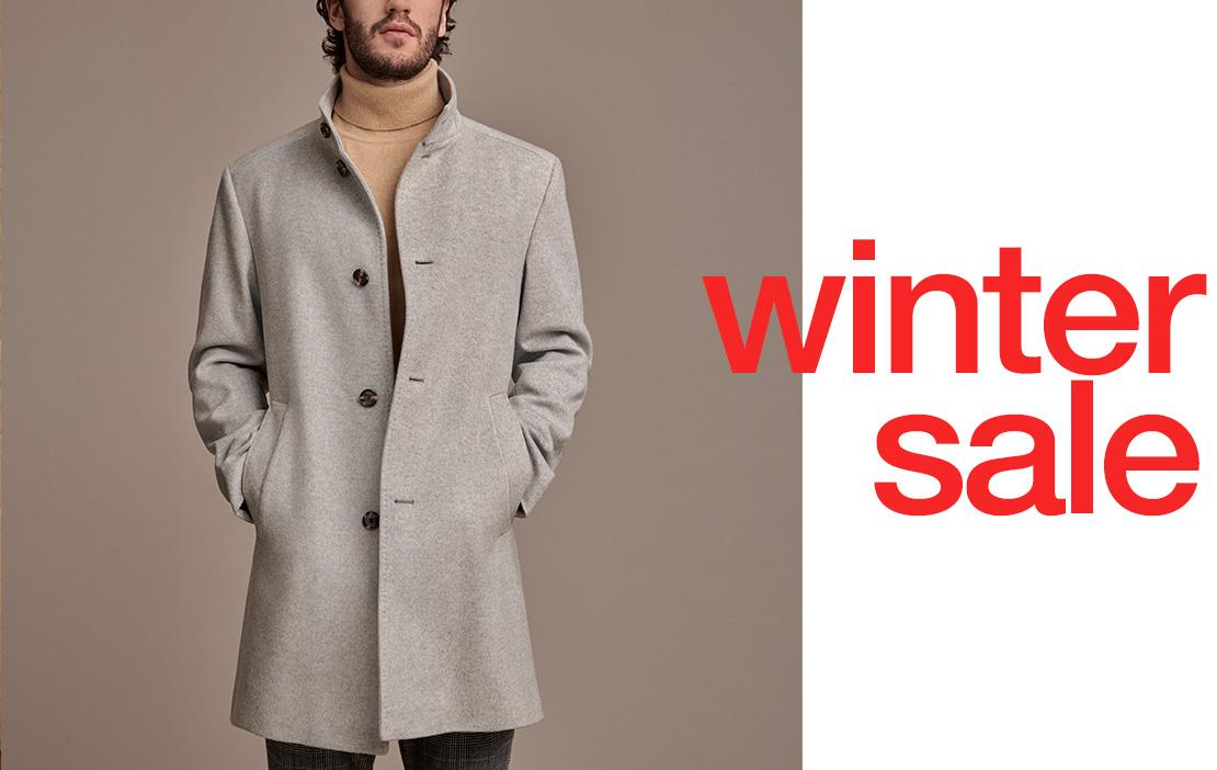 Herren Must-Haves im Winter Sale