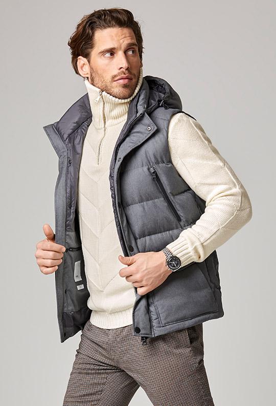Trend Update Jacken Puffer-Jackets