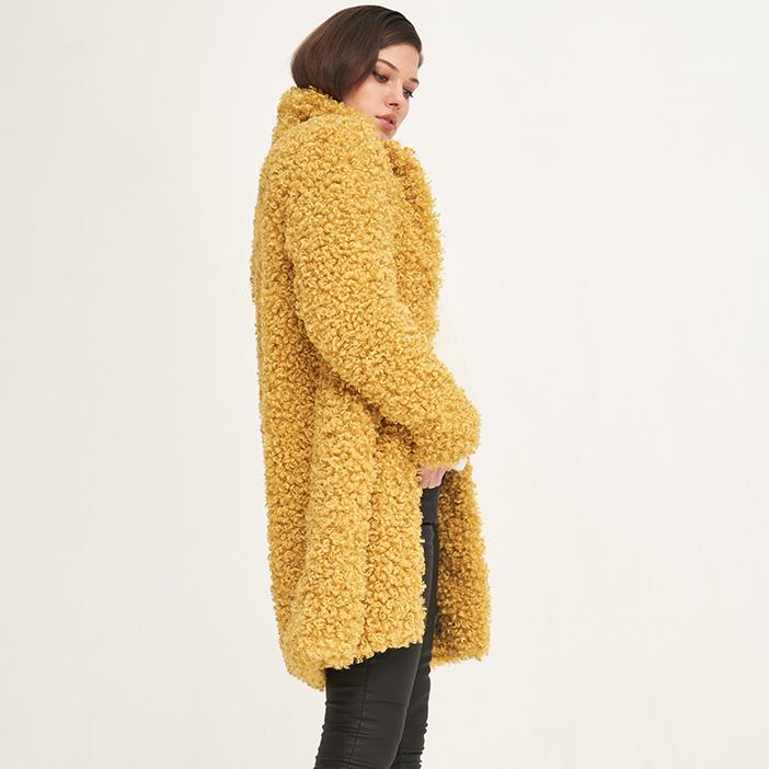 Teddymantel Trend Update Jacken Favoriten Herbst/Winter