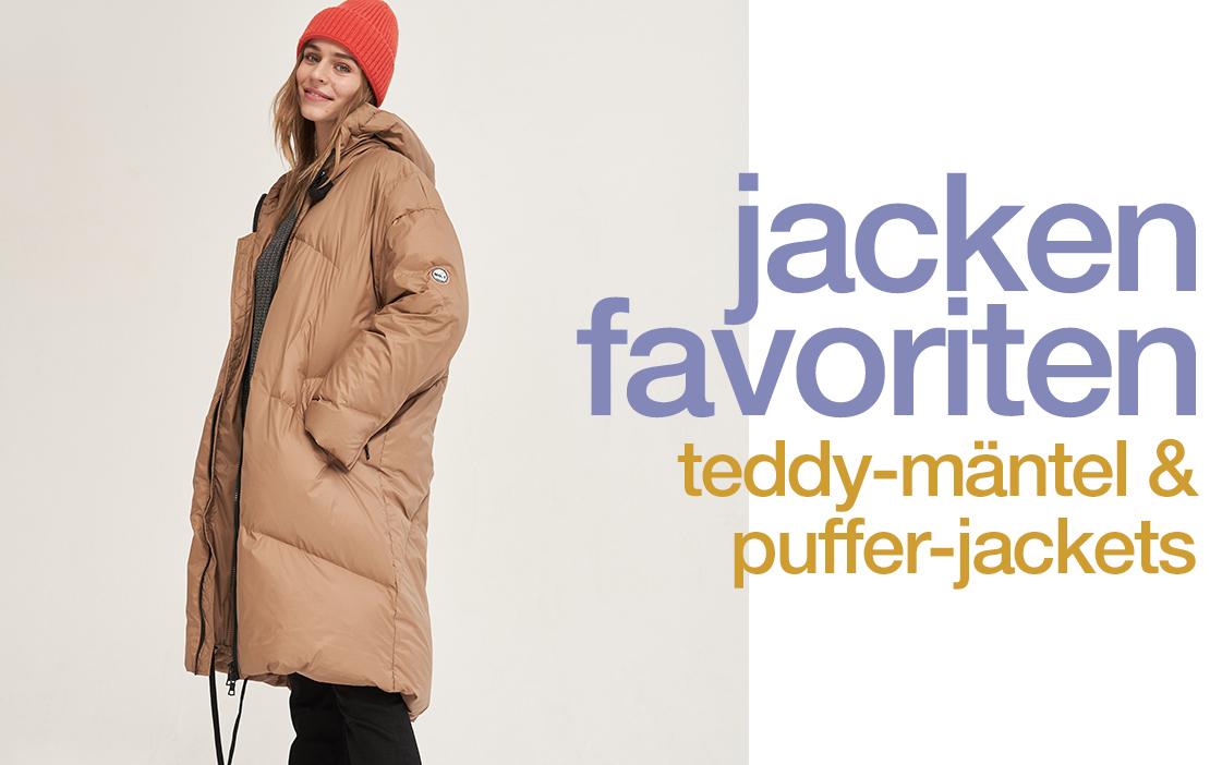 Jacken Favoriten