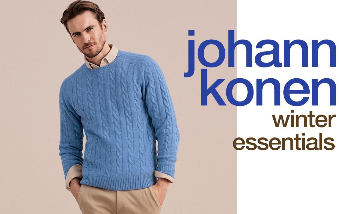 Johann KONEN Herbst Winter 2020