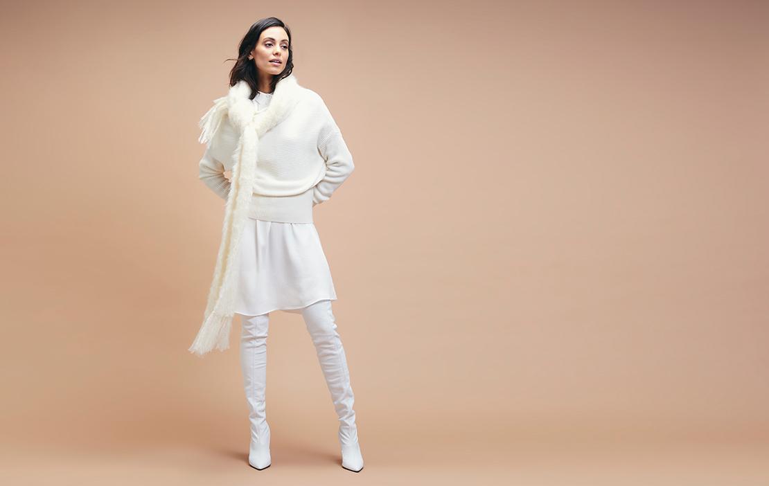 Editorial Winter Whites