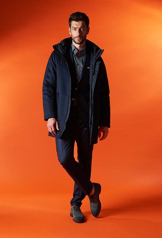 KONEN Editorial Suit Up Herbst/Winter 2019