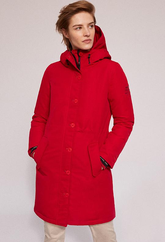 Nachhaltige Jacken