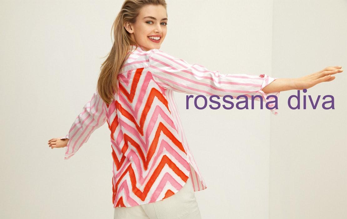 Rossana Diva Kollektion 2020 Blusen BRAM