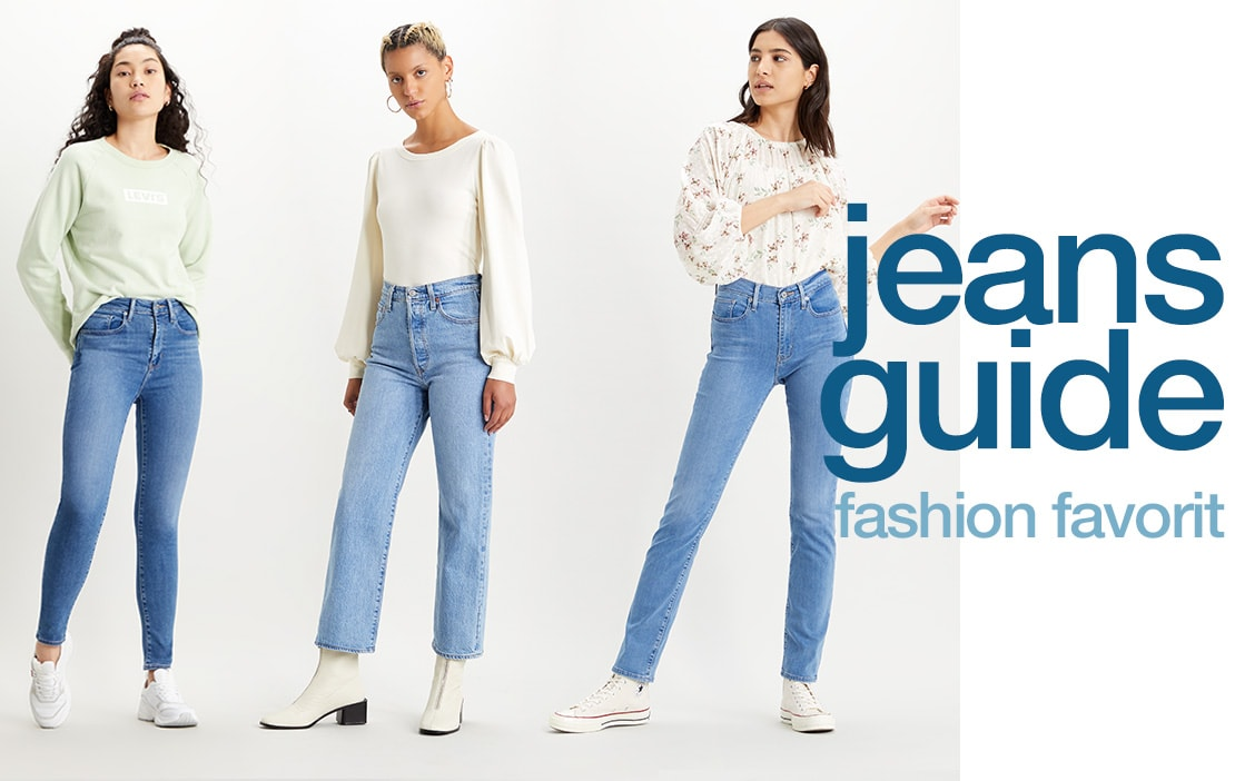 Jeans Guide Best Fits