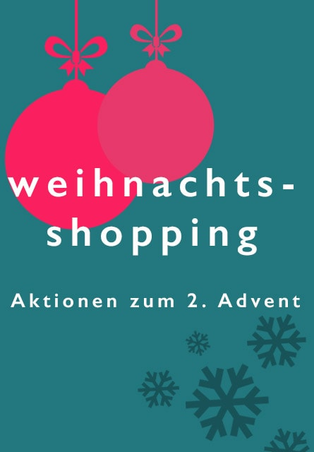 Weihnachts­shopping