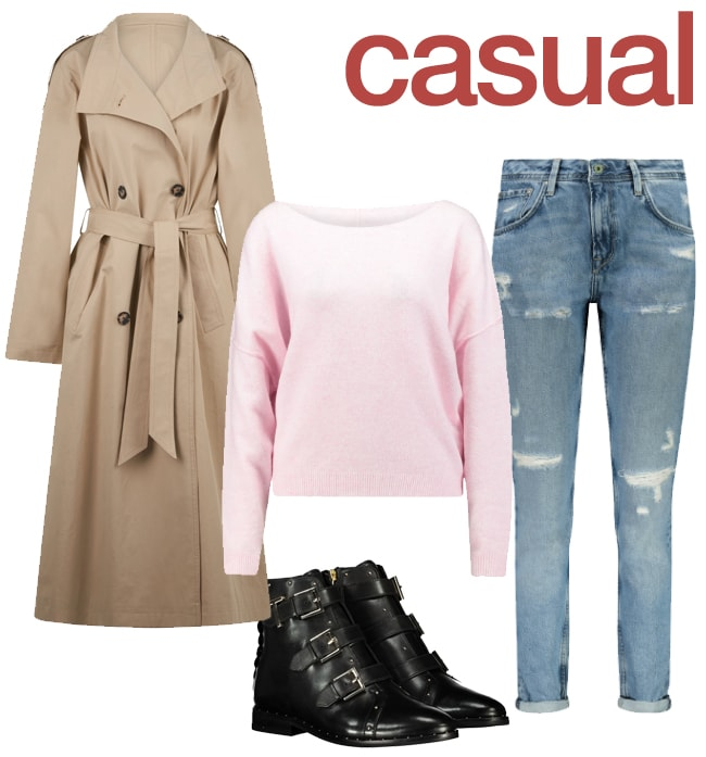 Jeans Casual Style