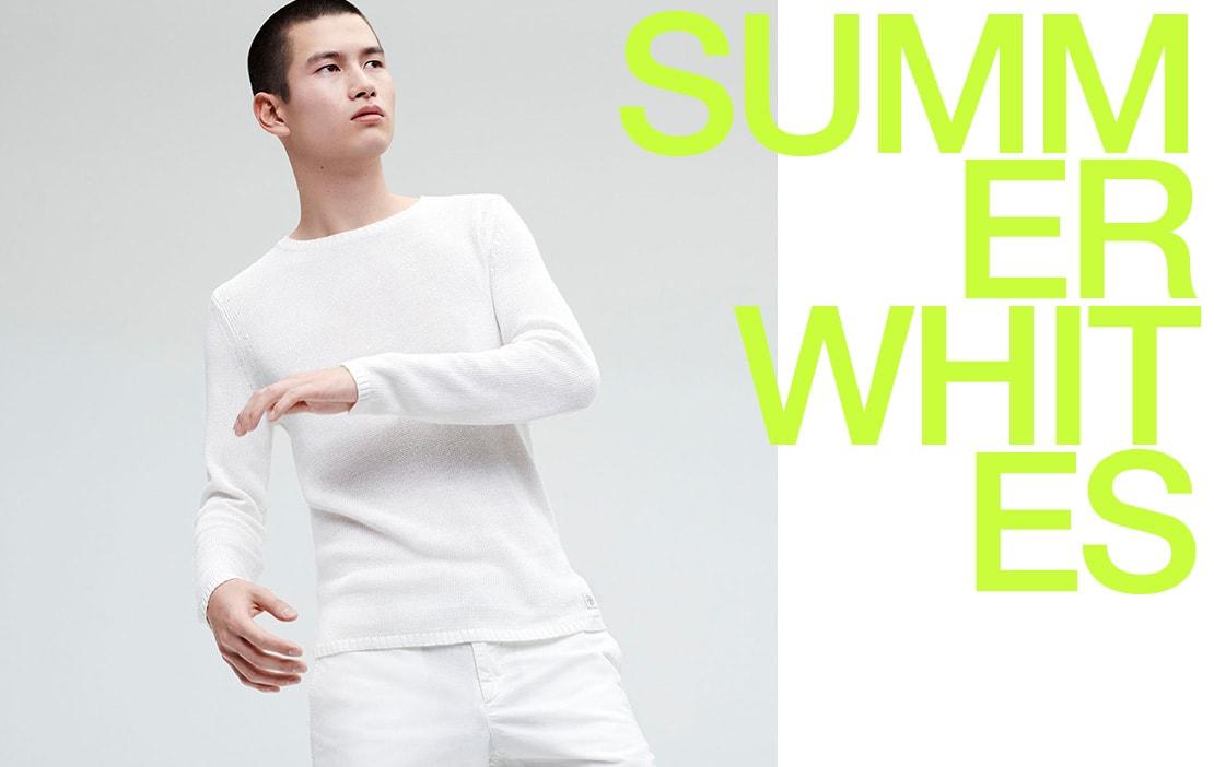 Summer whites haka