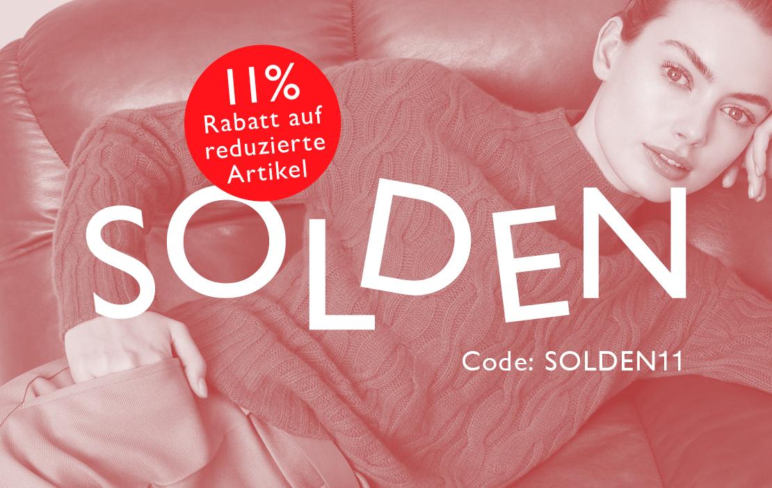 Solden +11% Damen