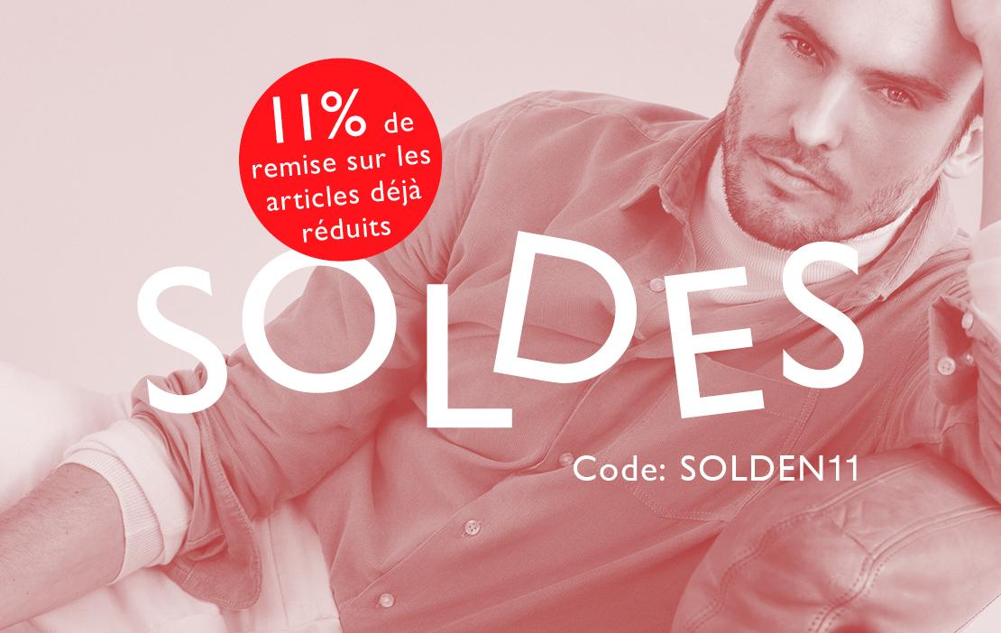 Solden +11% Herren
