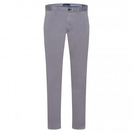 Chino Regular-Fit'Matthew''. gris (030 Medium Grey) | 38 | 32