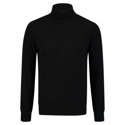 Rollkragenpullover aus Cashmere schwarz (FX74062 black) | XL