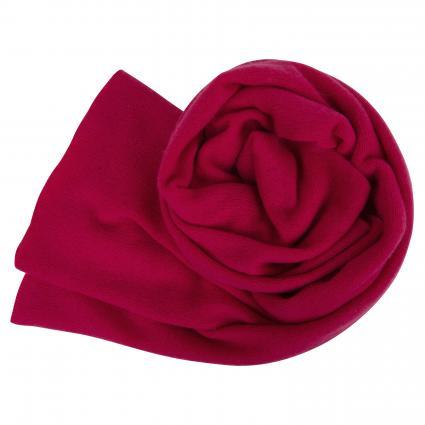 Schal aus reiner Cashmerefaser pink (ZYCLAM) | 0