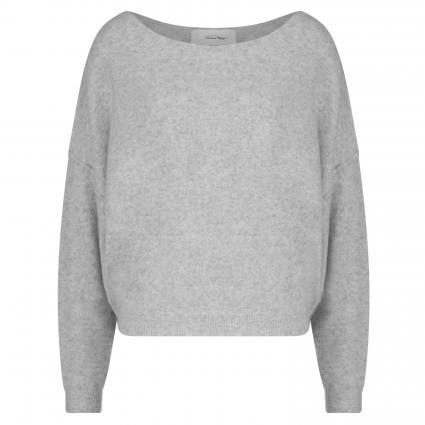 Pullover 'Bateau' im Oversize-Look grau (GRIS CHINE)   XS/S