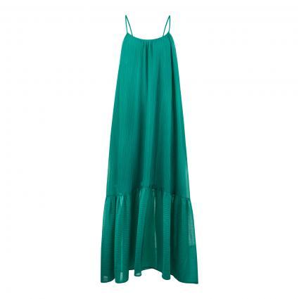 Maxikleid mit Unterkleid grün (SEA GREEN ST.) | XS