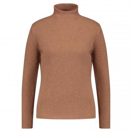 Pullover aus Cashmere  taupe (vikunja) | XL