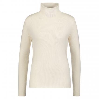 Pullover aus Cashmere  ecru (ecru) | S