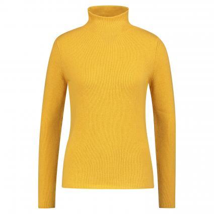 Pullover aus Cashmere  gelb (honig) | XL