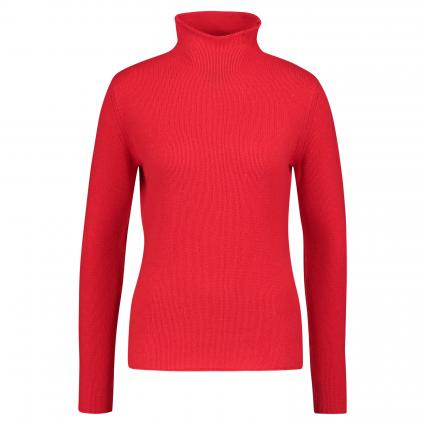 Pullover aus Cashmere  rot (tomate) | M