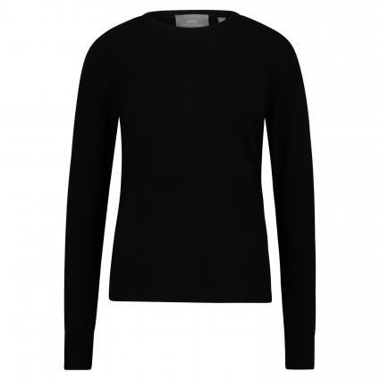 Strickpullover aus Cashmere schwarz (black) | L
