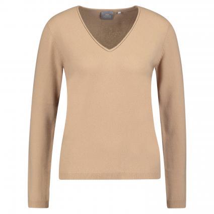 Pullover aus reinem Cashmere camel (camel) | 36