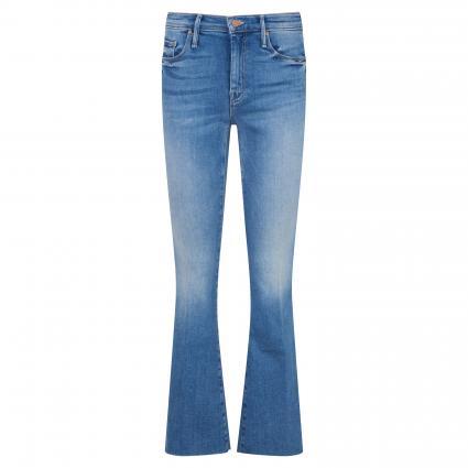 Flared Leg-Jeans schwarz (HOH)   30