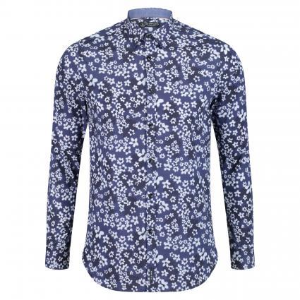 cheap for discount 4ab2d b1d75 Regular-Fit Hemd mit Blumenmuster