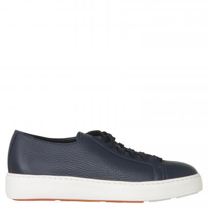 Sneaker aus Leder marine (U60) | 39,5