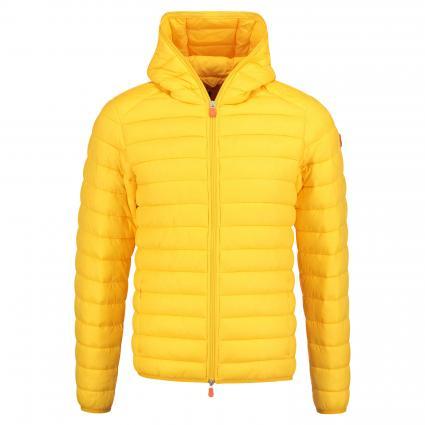 Veste matelassée avec capuche  jaune (01484 chrome yellow) | L