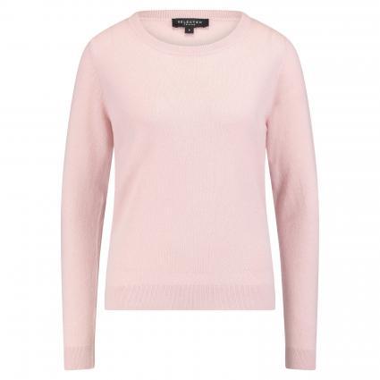 Pullover 'Aya' aus Cashmere rose (PALE MAUVE) | XL