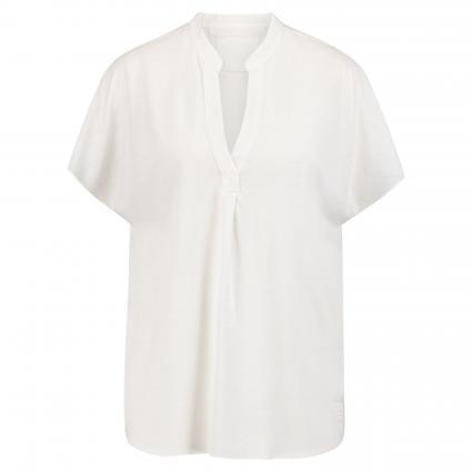 T-Shirt mit V-Ausschnitt ecru (4306 milky) | XL