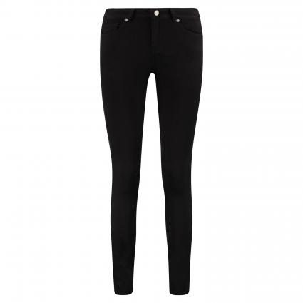 Slim-Fit Jeans schwarz (1025 schwarz) | 38