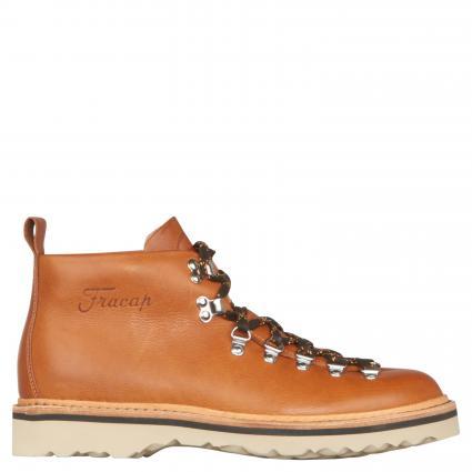 Boots aus Leder cognac (PELLE 302) | 43