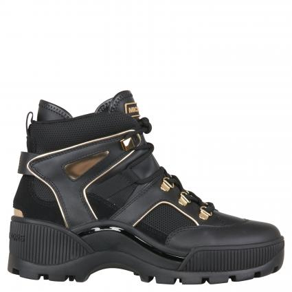 Sneaker mit Plateausohle  schwarz (BLK/PALEGO LD) | 9